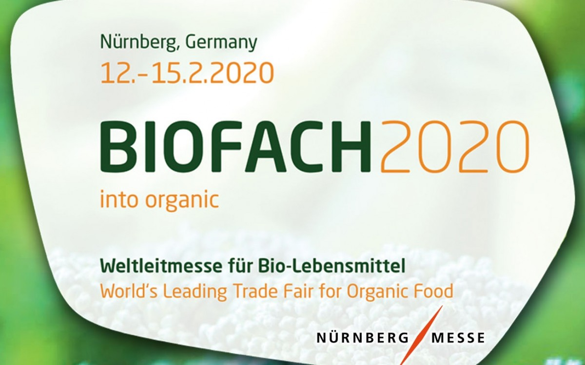 vQm will be present at the Biofach 2020 together with Greif