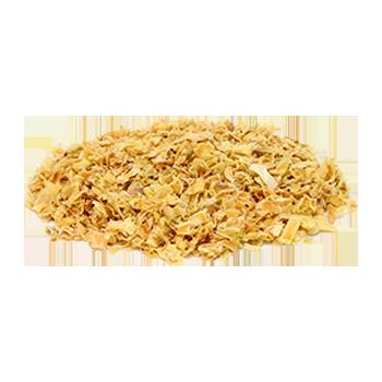 vQm Dried onions